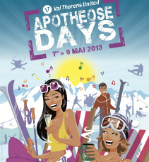 Events in Val Thorens - Apotheose Days