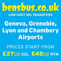 Ben's Bus low cost airport transfers