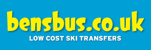 Ben's Bus airport transfers to Val Thorens