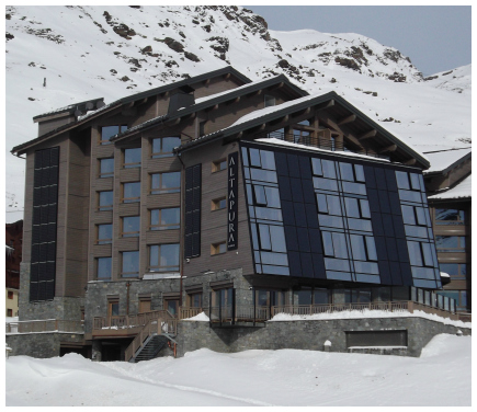Val Thorens accommodation - Hotel Altapura