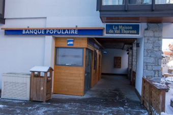 Banque Populaire in Val Thorens