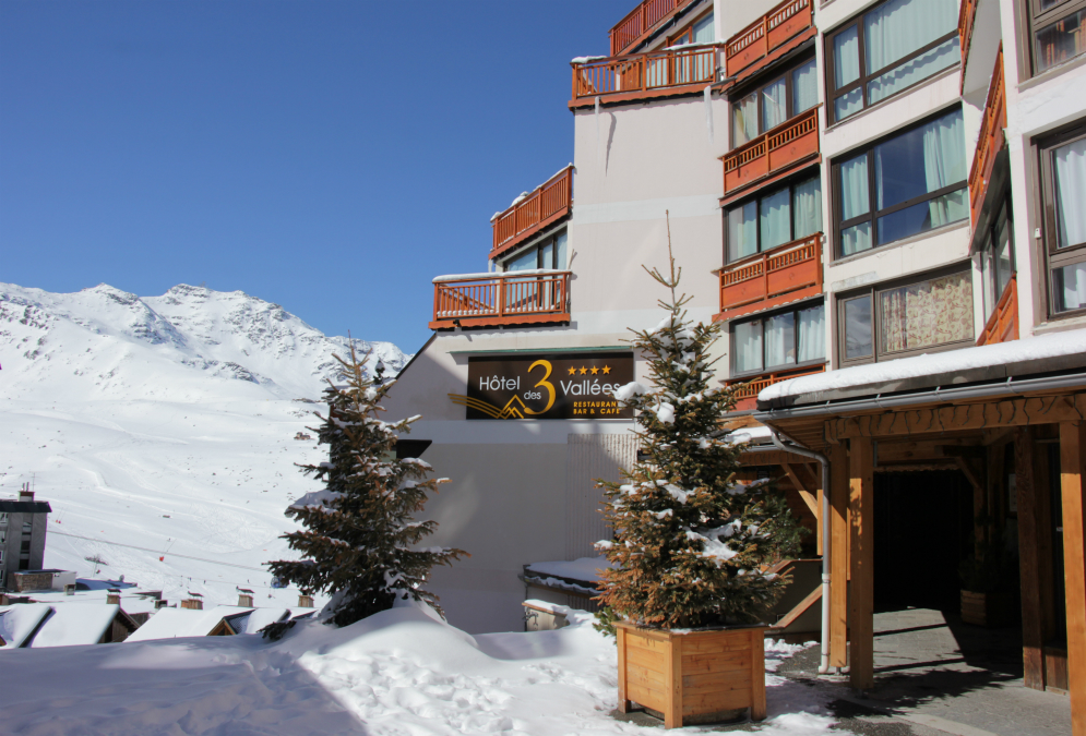 Hotel 3 Valleys, Val Thorens