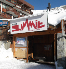 Val Thorens nightclubs - Klub Summit