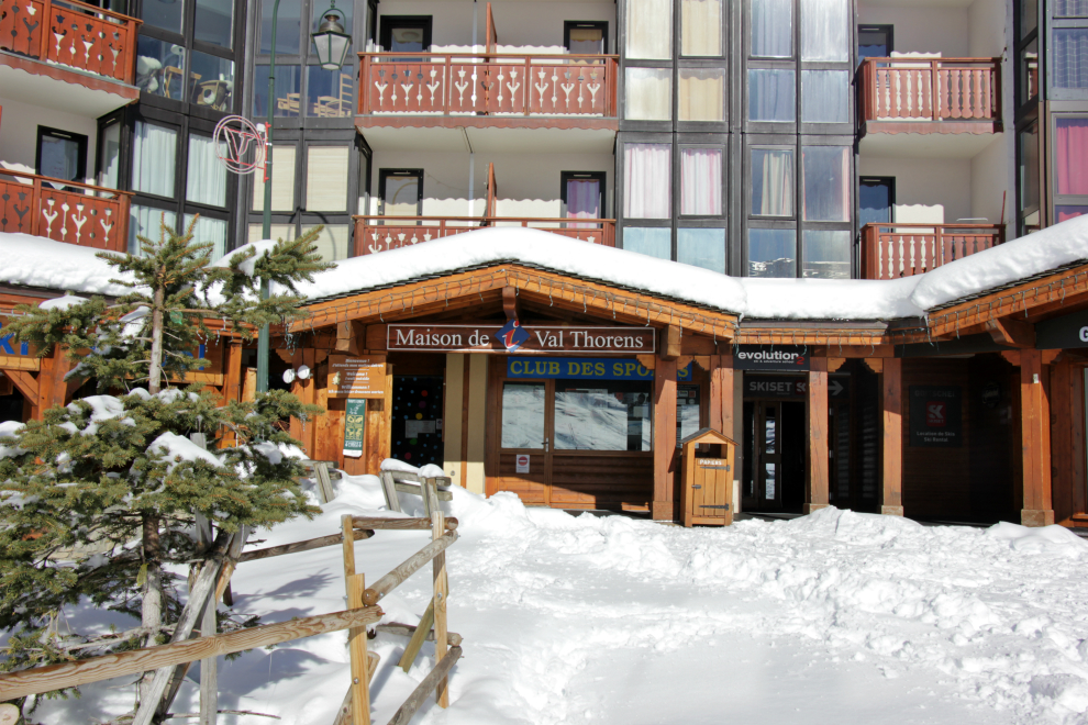 Val Thorens tourist office, Maison de Val Thorens