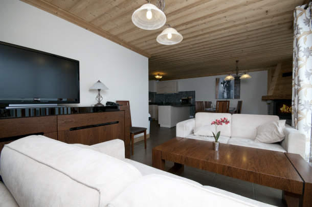 Sabot de Venus apartment, Val Thorens
