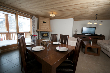 Sabot de Vénus apartment, Val Thorens