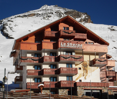 Hotel Sherpa, Val Thorens